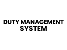 Duty Management System